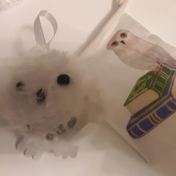 LitJoy Crate Hedwig Ornament